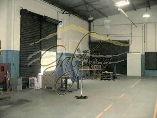 aluguel galpão barueri  brasil - 256-a