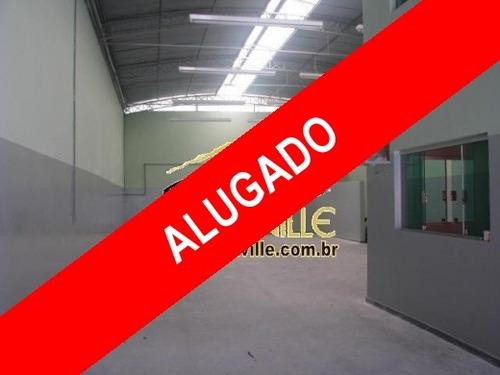 aluguel galpão barueri  brasil - 266-a