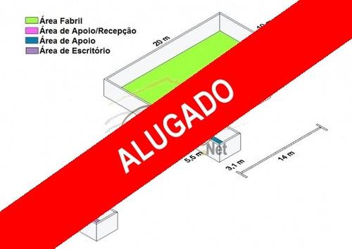 aluguel galpão barueri  brasil - 277-a