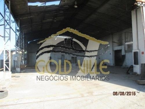 aluguel galpão barueri  brasil - 309-a