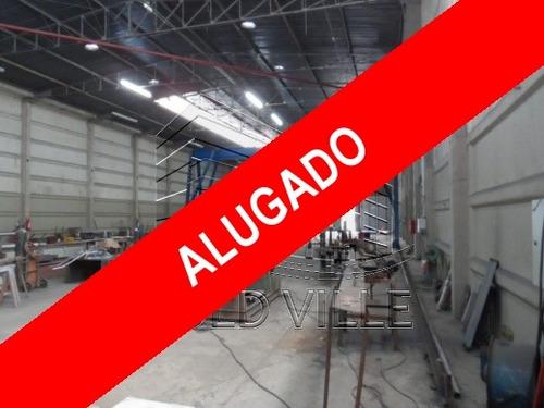 aluguel galpão barueri  brasil - 3288-a