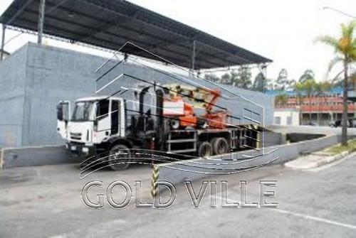 aluguel galpão barueri  brasil - 3451-a