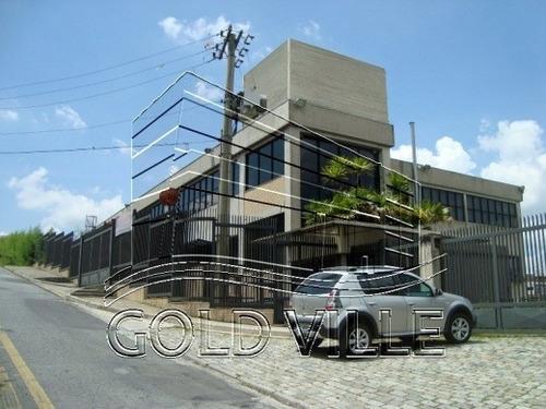 aluguel galpão barueri  brasil - 3821-a