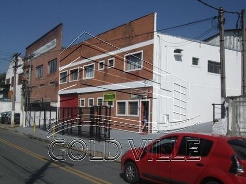 aluguel galpão barueri  brasil - 4017-a