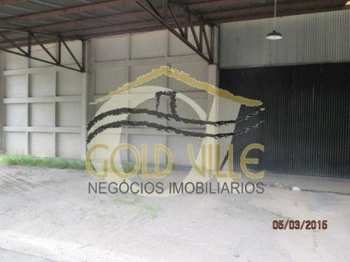 aluguel galpão barueri  brasil - 434-a