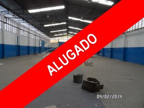 aluguel galpão barueri  brasil - 498-a