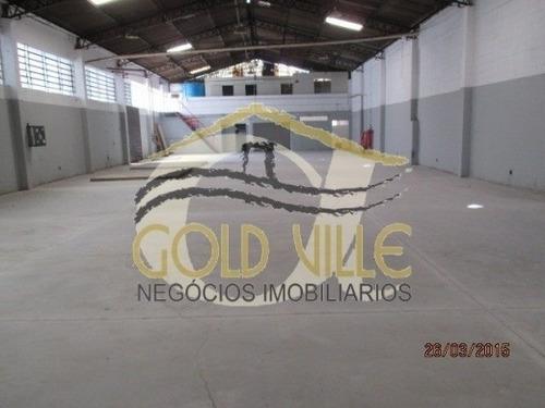 aluguel galpão barueri  brasil - 528-a