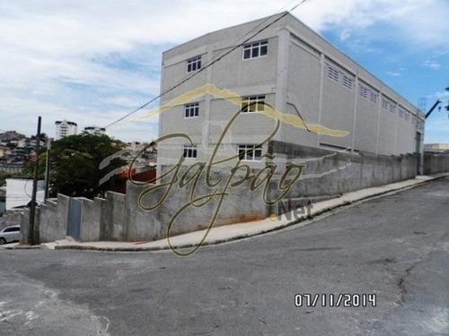 aluguel galpão barueri  brasil - 651-a