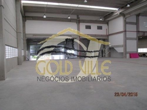 aluguel galpão barueri  brasil - 663-a