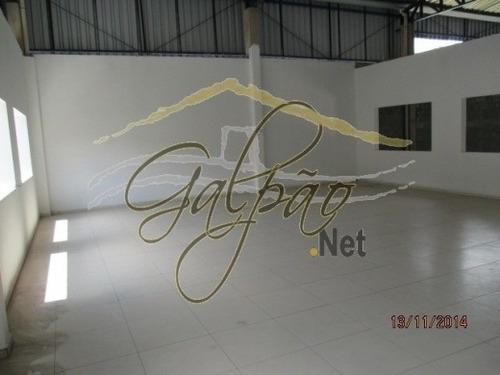 aluguel galpão barueri  brasil - 756-a