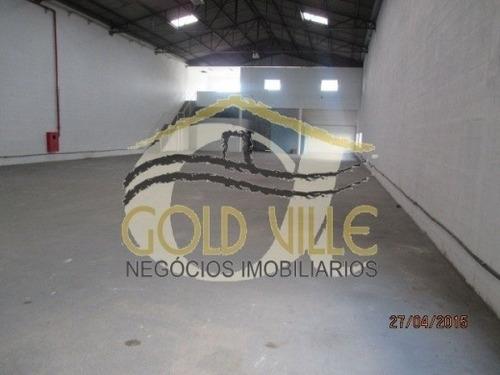 aluguel galpão barueri  brasil - 786-a