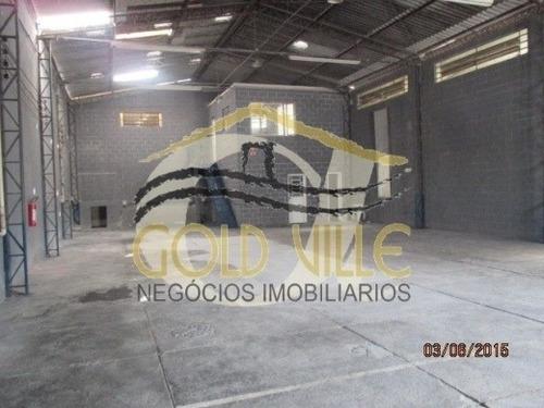 aluguel galpão barueri  brasil - 808-a