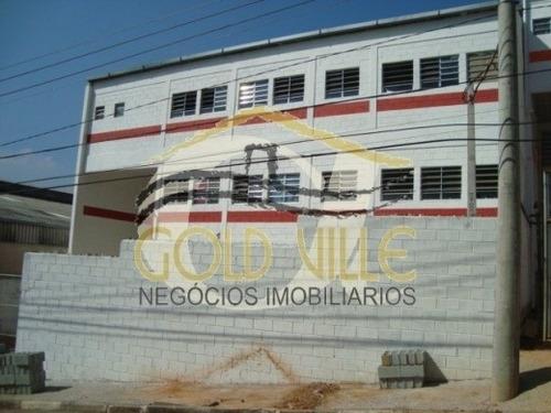 aluguel galpão barueri  brasil - 934-a