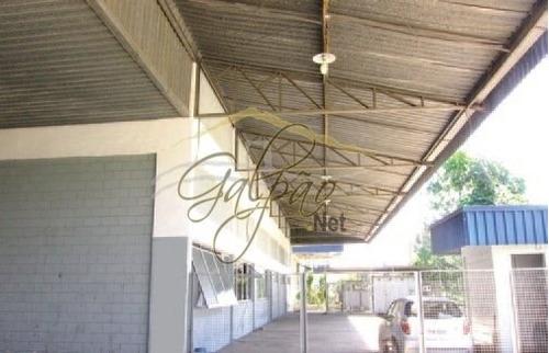aluguel galpão barueri  brasil - 954-a