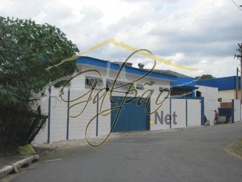 aluguel galpão barueri  brasil - 979-a