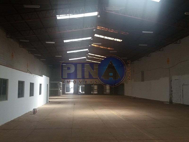 aluguel - galpão br 153, aparecida de goiania - gl00062 - 33417771