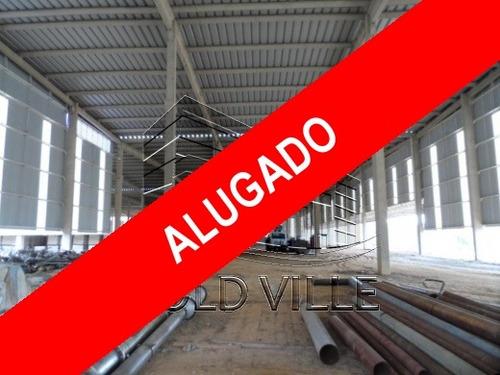 aluguel galpão cabreúva  brasil - 2379-a
