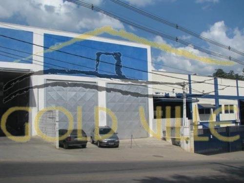 aluguel galpão cajamar  brasil - 1160-a