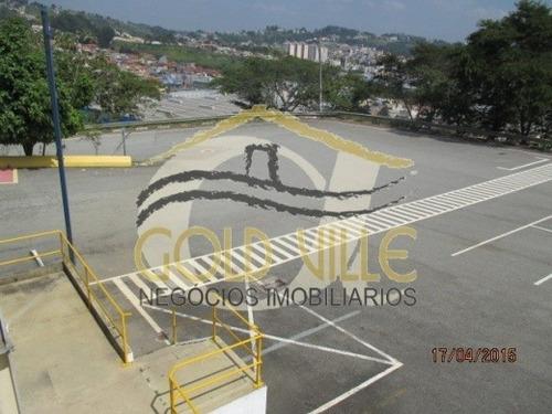 aluguel galpão cajamar  brasil - 2494-a