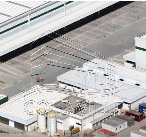 aluguel galpão cajamar  brasil - 2534-a