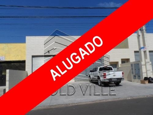 aluguel galpão cajamar  brasil - 2987-a