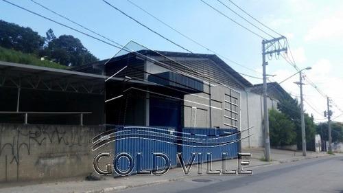 aluguel galpão cajamar  brasil - 3282-a