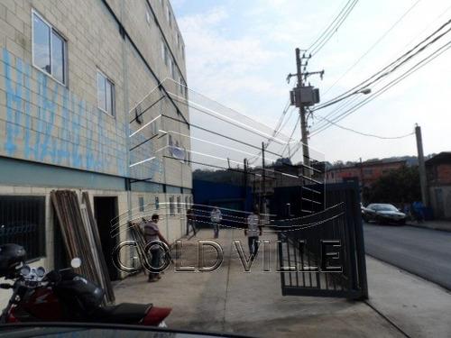 aluguel galpão cajamar  brasil - 3311-a
