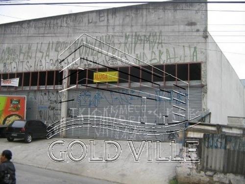 aluguel galpão carapicuíba  brasil - 058-a