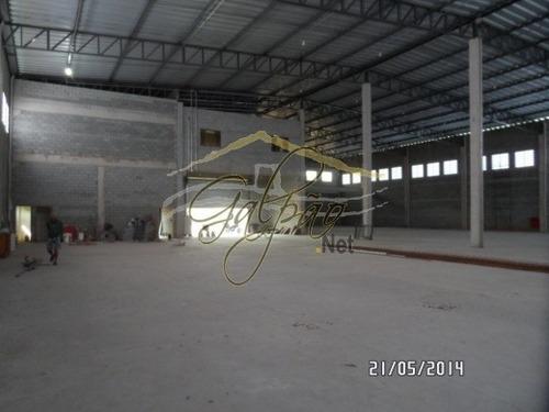 aluguel galpão carapicuíba  brasil - 2581-a