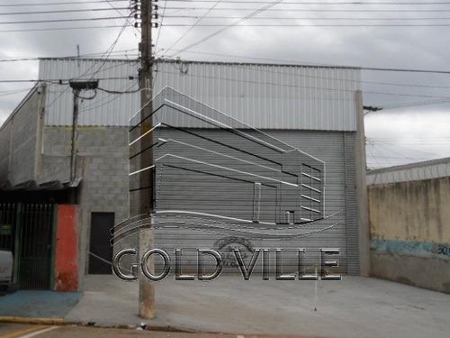 aluguel galpão carapicuíba  brasil - 3130-a