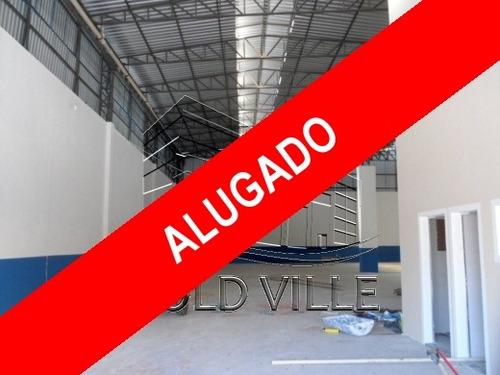 aluguel galpão carapicuíba  brasil - 984-a