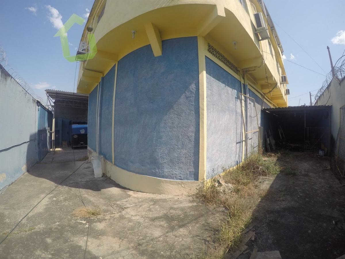 aluguel - galpão com 600m² em vila nova