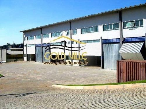 aluguel galpão cotia  brasil - 107-a