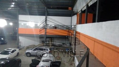 aluguel galpão cotia  brasil - 1121-a