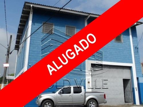aluguel galpão cotia  brasil - 1307-a