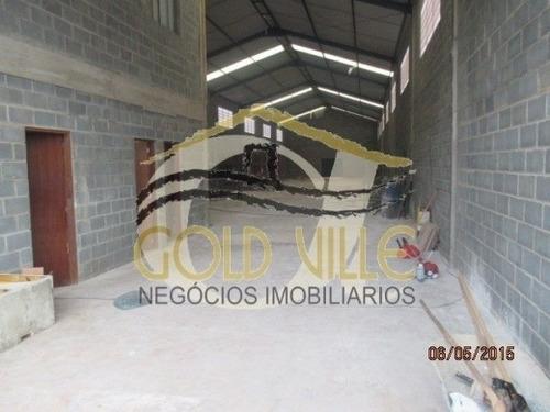 aluguel galpão cotia  brasil - 1353-a