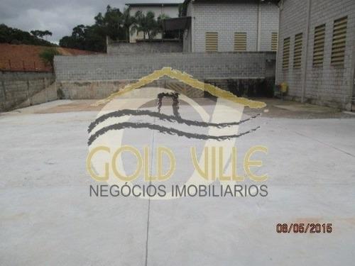 aluguel galpão cotia  brasil - 1457-a