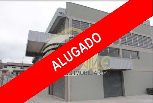 aluguel galpão cotia  brasil - 2092-a