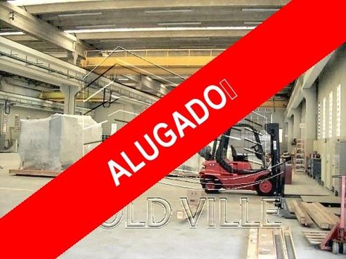 aluguel galpão cotia  brasil - 225-a