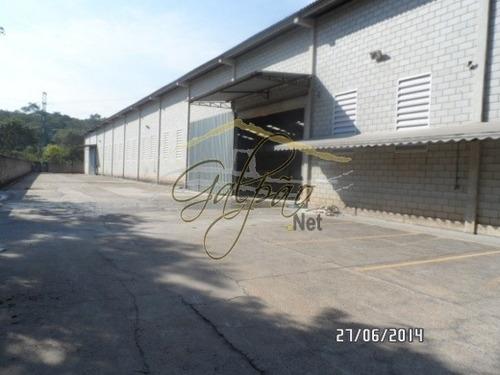 aluguel galpão cotia  brasil - 2338-a