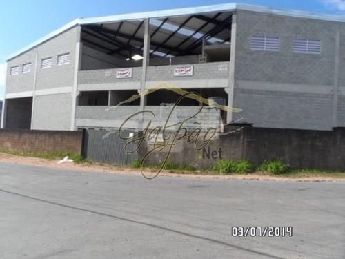 aluguel galpão cotia  brasil - 2468-a
