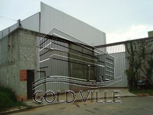 aluguel galpão cotia  brasil - 296-a