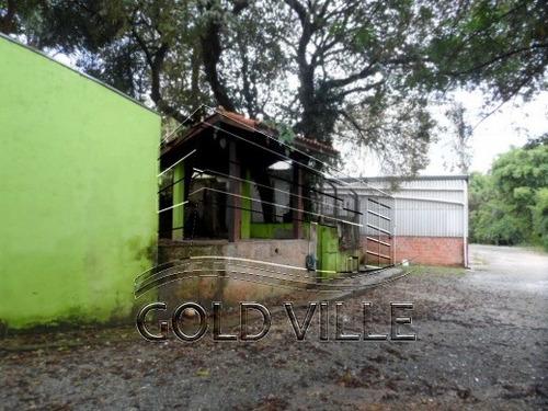 aluguel galpão cotia  brasil - 3029-a