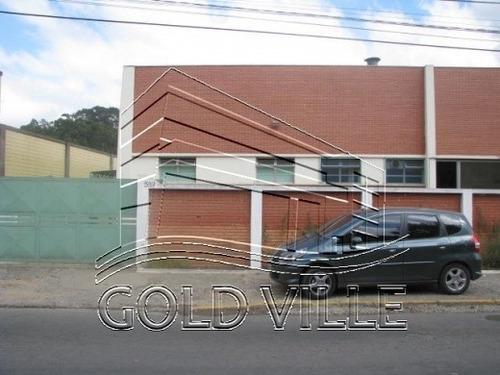aluguel galpão cotia  brasil - 380-a
