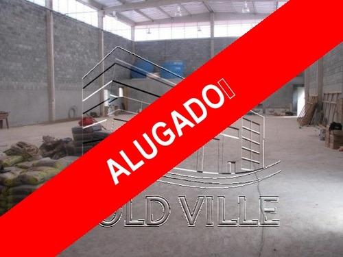 aluguel galpão cotia  brasil - 399-a