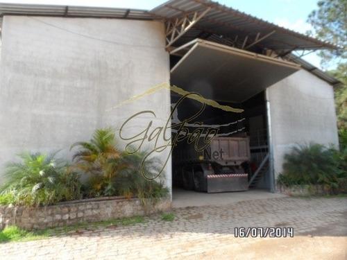 aluguel galpão cotia  brasil - 558-a