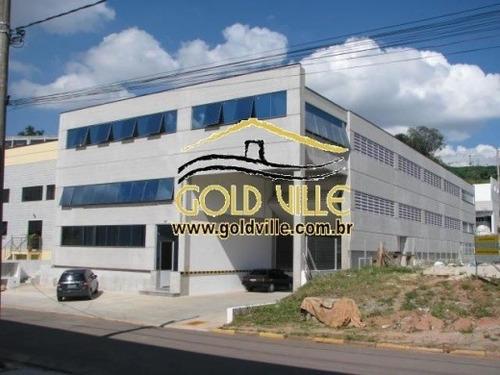aluguel galpão cotia  brasil - 627-a