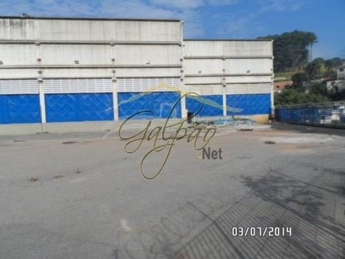 aluguel galpão cotia  brasil - 637-a