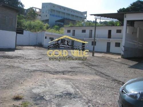 aluguel galpão cotia  brasil - 705-a