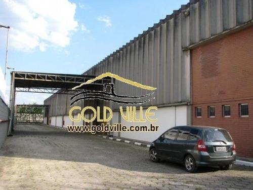 aluguel galpão cotia  brasil - 805-a
